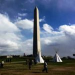 Teepees in DC, honoring the ancestors as a lesson for Family Constellation Work